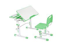 Эргономический комплект Cubby парта и стул-трансформеры Botero Green, фото 3