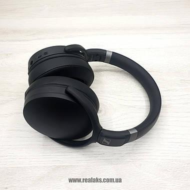 Наушники bluetooth SENNHEISER HD 450 BT (Black), фото 3