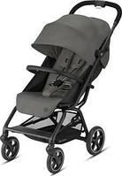 Прогулочная коляска Eezy S+2 Soho Grey mid grey (з бампером)