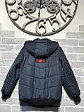"""Підліткова демісезонна куртка """"Boy"""" для хлопчиків від виробника, фото 6"""