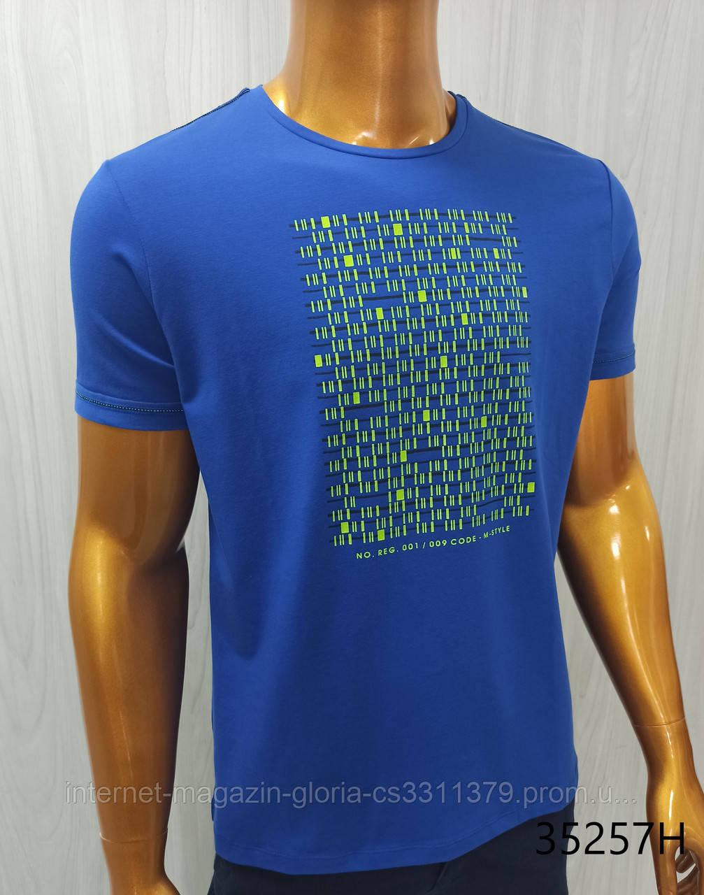 Мужская футболка MCL. Mod.35257. Размеры: M,L,XL,XXL.