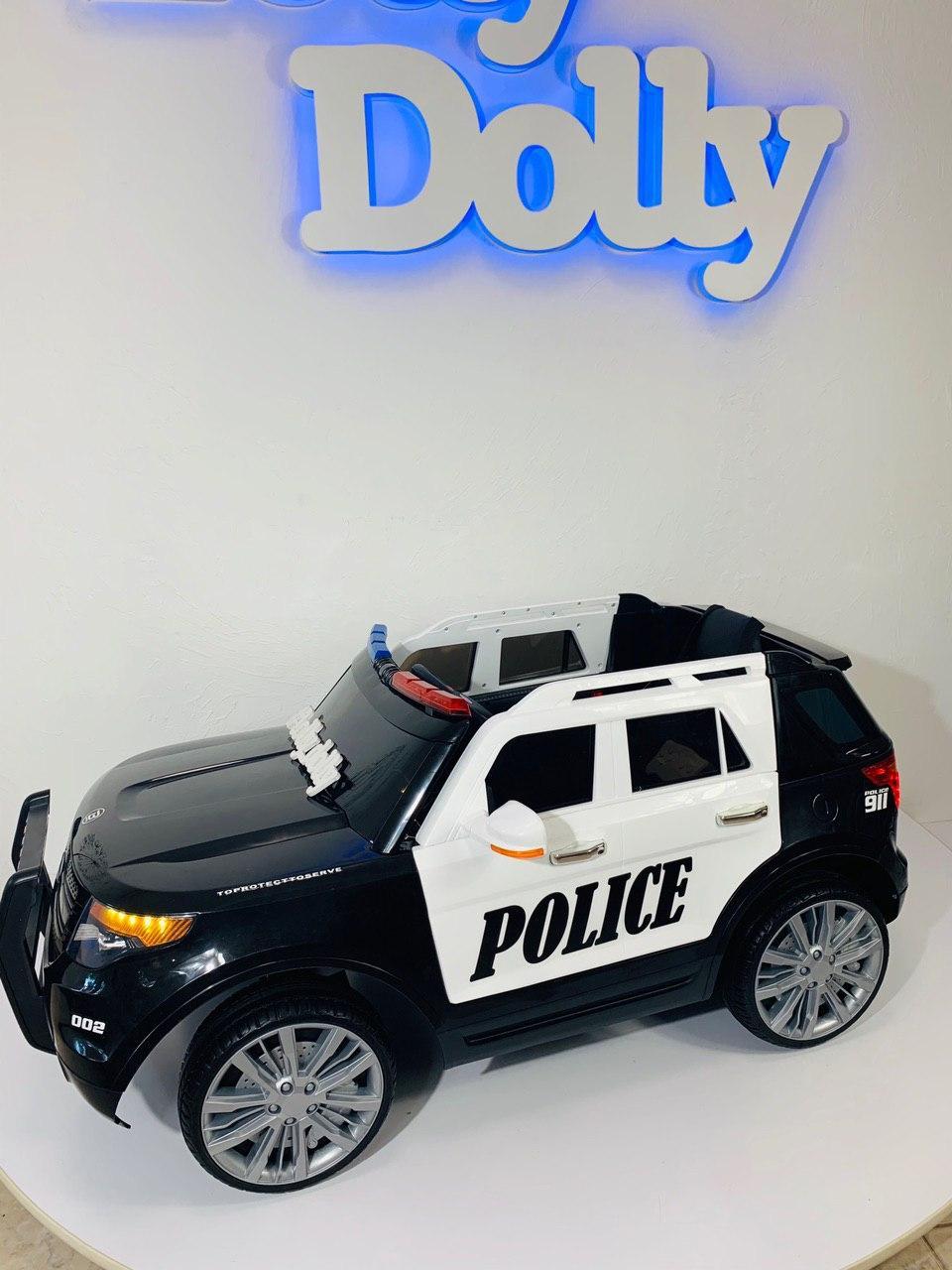 Джип электромобиль M 3259EBLR, Полиция