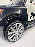 Джип электромобиль M 3259EBLR, Полиция, фото 6