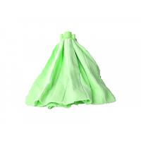 Насадка из микрофибры для швабры Зеленая Eco Fabric