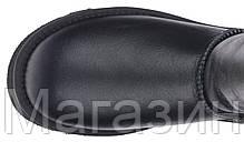 Женские угги UGG Australia Bailey Button Bling Metallic Black оригинальные Угги Австралия с пуговицей черные, фото 3