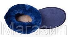 Женские угги UGG Australia Classic Short Blue короткие оригинальные Угги Австралия синие, фото 2