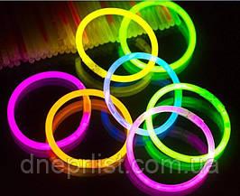 Светящаяся неоновая палочка - браслет