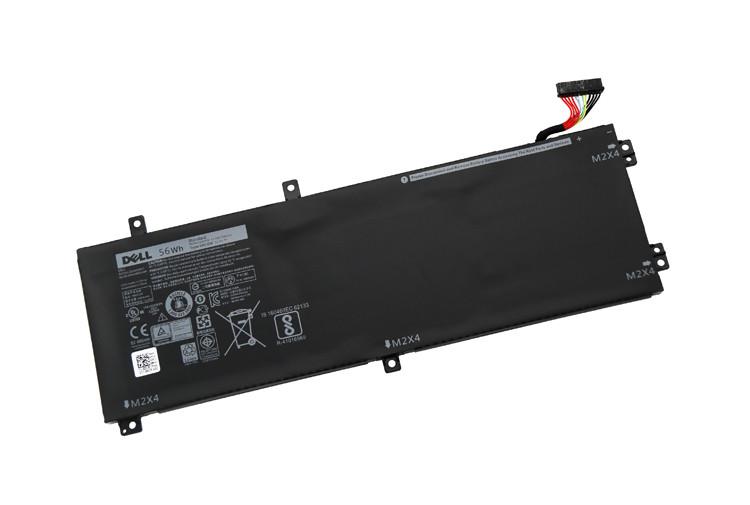 Оригинальная батарея Dell  XPS 15 9550 (RRCGW 11.4V 56Wh) - Аккумулятор, АКБ