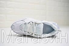 Мужские кроссовки Nike M2K Tekno White (Найк Текно) белые, фото 2