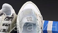 Мужские кроссовки adidas ZX 500 RM Beige / Camo Адидас ZX 500 бежевые, фото 3