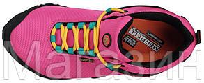 Женские кроссовки Merrell Continuum Gore-Tex Pink (Меррел) розовые, фото 2