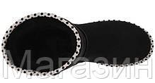 Женские угги UGG Australia Classic Short 78 Black короткие оригинальные Угги Австралия черные, фото 3