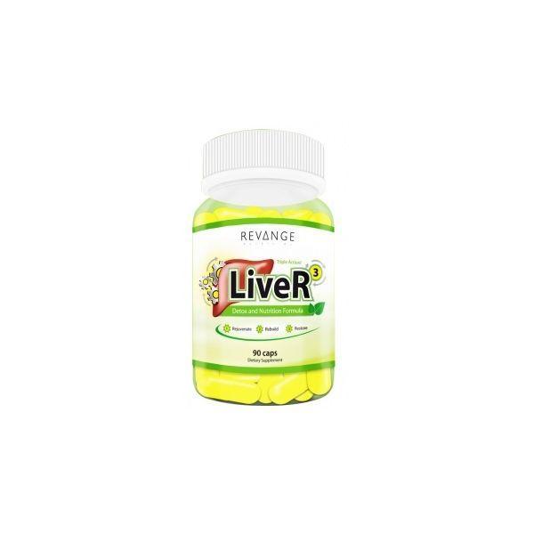 Для печени Revange Lifes LiveR 90 caps