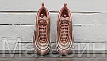 Женские кроссовки Nike Air Max 97 UL'17 Metallic Rose Gold Найк Аир Макс 97 бронзовые, фото 2