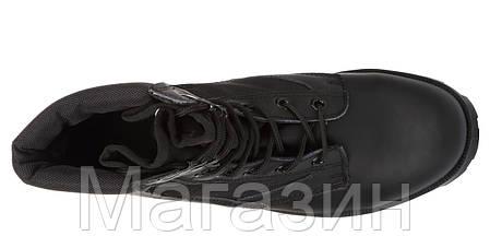 Ботинки мужские Velco US Army Combat 9 inch Black черные, фото 2