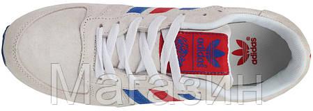 Мужские кроссовки adidas Originals Low Grey (Адидас) серые, фото 2