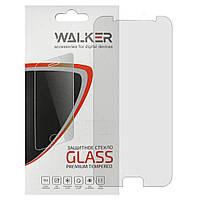 Защитное стекло Walker 2.5D для Samsung A320 Galaxy A3 2017