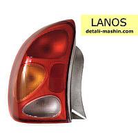 Ліхтар задній Lanos T150 лівий Tempest