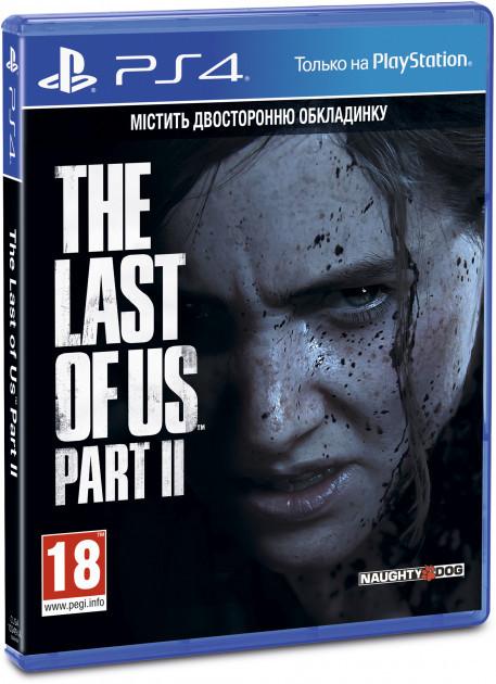 Игра The Last of Us: Part II (PS4, русская версия)