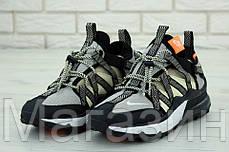 "Мужские кроссовки Nike Air Max 270 Bowfin ""Black Desert"" AJ7200-001 (Найк Аир Макс 270) серые, фото 3"