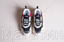 Женские кроссовки Balenciaga Triple S Multicolor (в стиле Баленсиага Трипл С), фото 2
