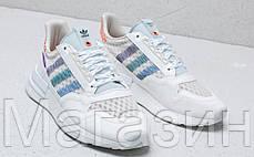 Мужские кроссовки Commonwealth x adidas ZX 500 RM White Адидас ZX 500 белые DB3510, фото 2