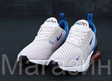 Женские кроссовки Nike Air Max 270 (Найк Аир Макс 270), фото 2
