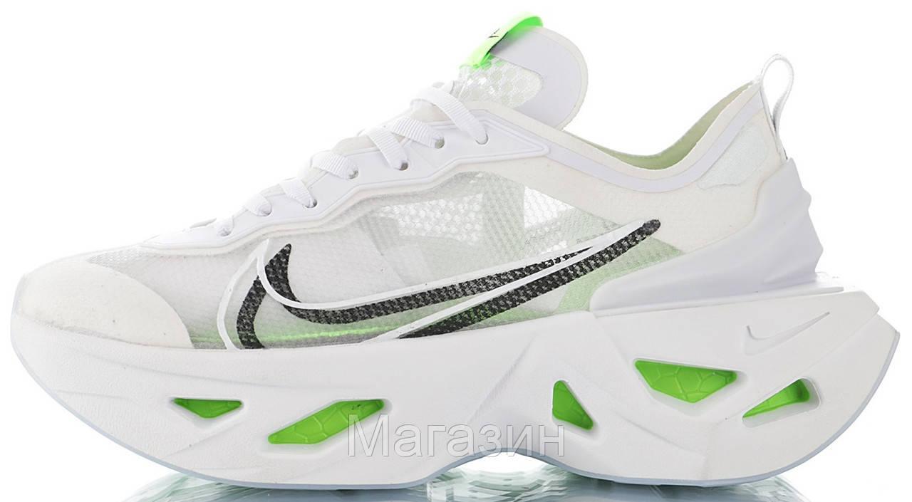 Мужские кроссовки Nike Zoom Segida Найк Зум белые