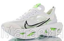 Мужские кроссовки Nike Zoom Segida Найк Зум белые, фото 2