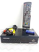 Приставка Т2 для приёма цифрового ТВ YouTube / WiFi / USB