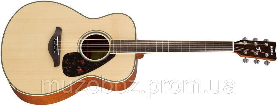 Акустическая гитара Yamaha FS820 (NT), фото 2