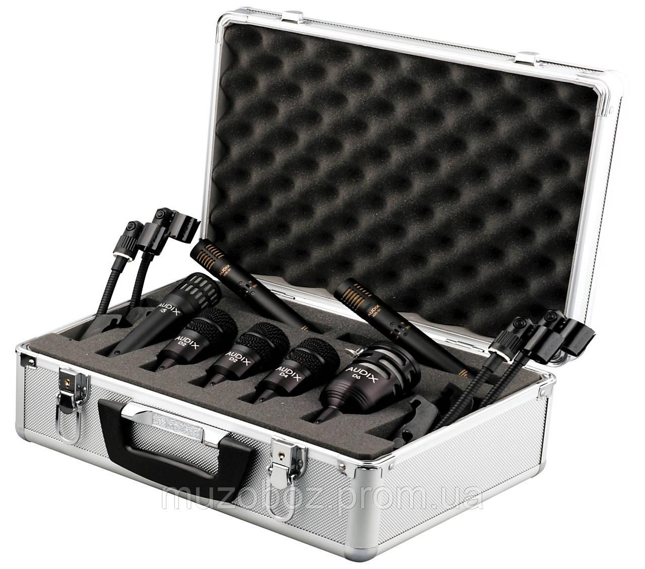 Набор микрофонов Audix DP7