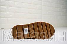Женские кроссовки-ботинки Puma x Fenty Scuba Boot Rihanna Brush высокие Пума Фенти рыжие, фото 3