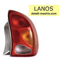 Ліхтар задній Lanos T150 правий Tempest