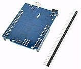 Плата Arduino Uno R3 CH340, фото 4