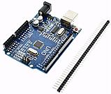 Плата Arduino Uno R3 CH340, фото 5