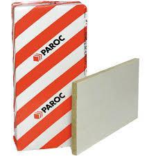 Огнеупорная минеральная до + 650° плита Paroc Fireplace Slab (1000*30*600) для бани.