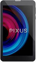 """Недорогой 3Ж Планшет Pixus Touch 7 3G 6.95"""" IPS Quad Core 1.3Ghz 1Gb/16Gb BT4.0 802.11 b/g/n GPS/A-GPS 2MP/5MP"""