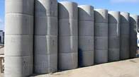 Доставка бетонных колец,установка колодязных колец