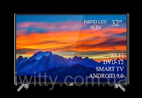 """Телевизор Томсон Thomson 32"""" Smart-TV/Full HD/DVB-T2/USB (1920×1080) Android 9.0, фото 2"""