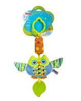 Мягкая игрушка-погремушка с прорезывателем 90955