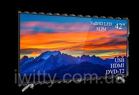 """Телевізор Томсон Thomson 42"""" FullHD/DVB-T2/USB (1920×1080), фото 2"""