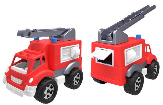Пожежна машина ТехноК 1738. pro