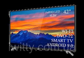 """Телевізор Томсон Thomson 42"""" Smart-TV/Full HD/DVB-T2/USB (1920×1080) Android 9.0, фото 2"""