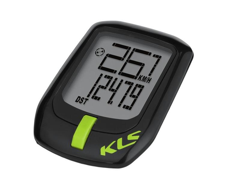 Велокомпютер спідометр KLS Direct 7 функцій провідний