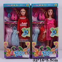 Кукла типа Барби 0308А беременная с одеждой. pro