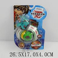 Бакуган 199А 2-шт. футляр с карточками планшет. pro