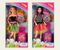Кукла типа Барби 200-70 шарнирная с акссесуарами. pro