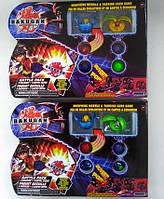 Бакуган 6-шт. 9603 микс с карточками в коробке. pro