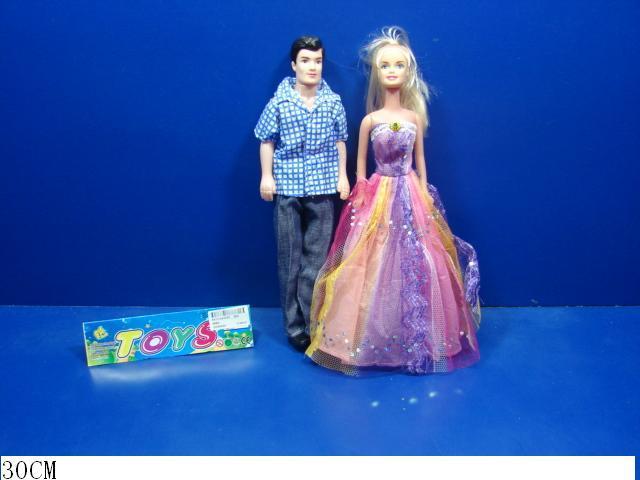 Лялька типу Барбі і Кен 668А сім'я. pro